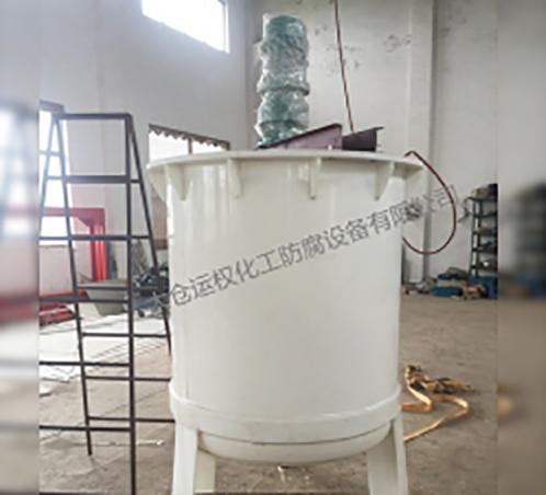 聚丙烯反应釜 搅拌罐