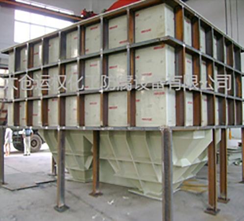 聚丙烯酸洗槽 污水沉淀槽 电镀槽 方形储槽